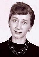 Lucille Breen (Pothier) Div Secty 1956-89