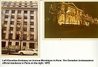 Canadian Embassy Paris